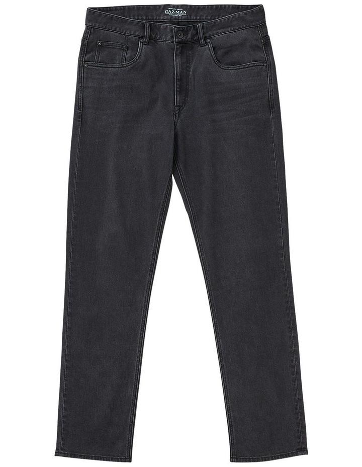 Tencel Denim Straight Fit Jean image 4