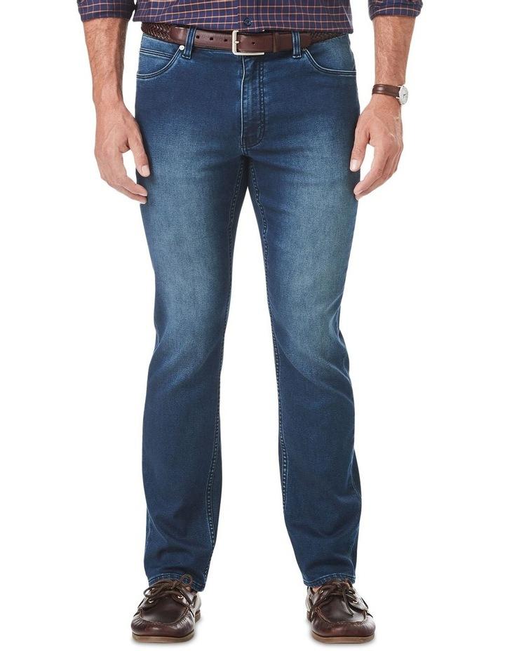 Knit Denim Modern Fit Jean image 1