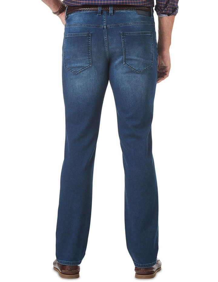Knit Denim Modern Fit Jean image 2