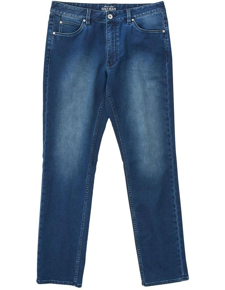 Knit Denim Modern Fit Jean image 4