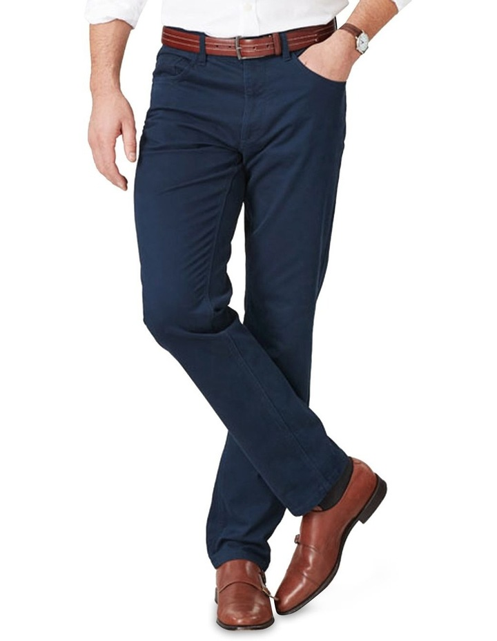 Stretch Bedford Cord Pant image 4
