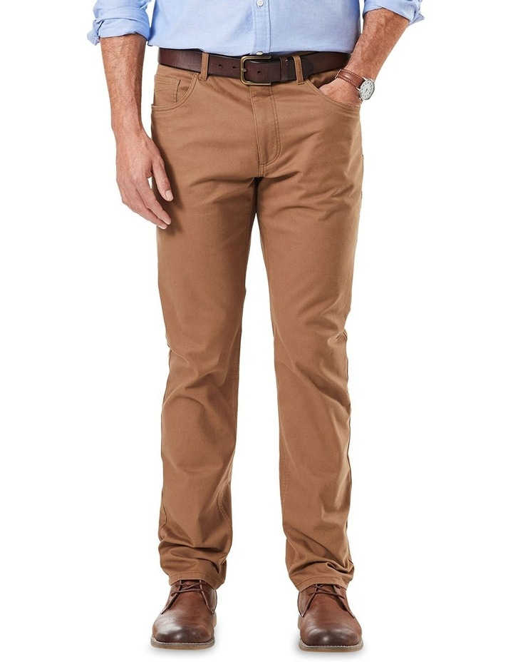 Stretch Bedford Cord Pants image 1