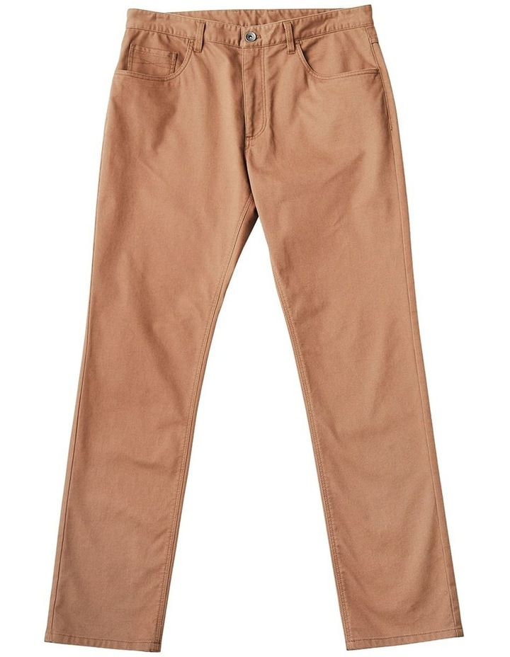 Stretch Bedford Cord Pants image 4