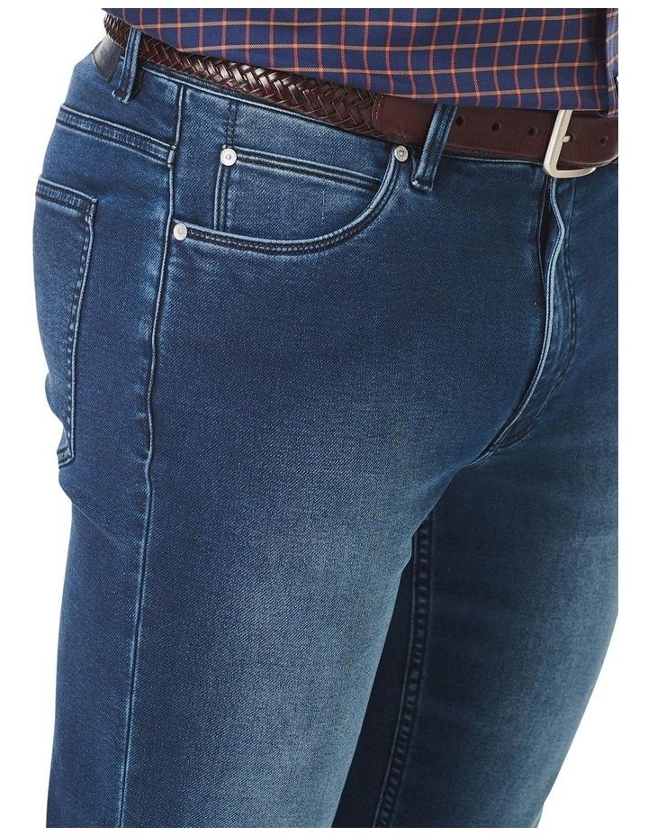 Knit Denim Modern Fit Jean image 3