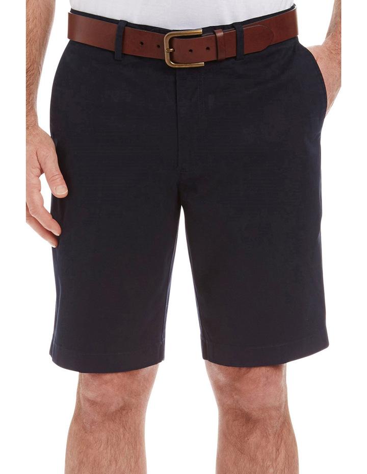 Comfort Twill Short Navy image 1