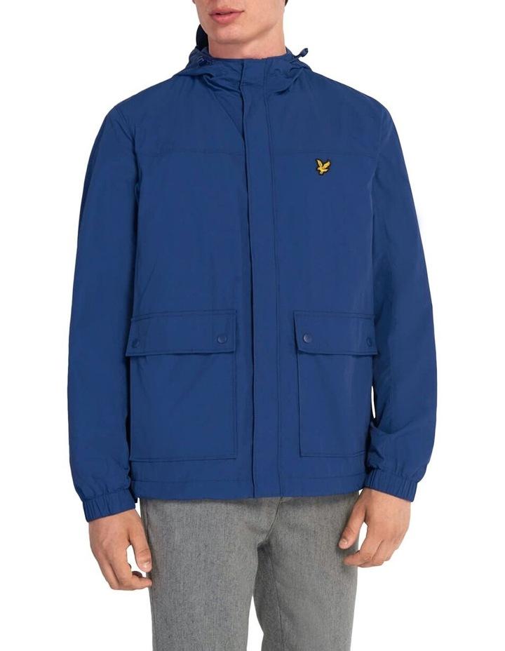 Hooded Pocket Jacket image 1