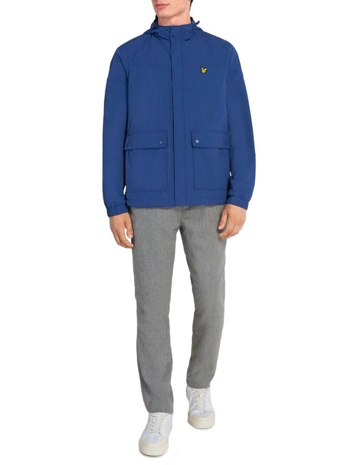 Hooded Pocket Jacket image 2