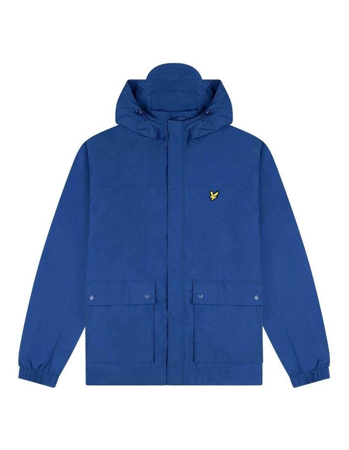 Hooded Pocket Jacket image 5