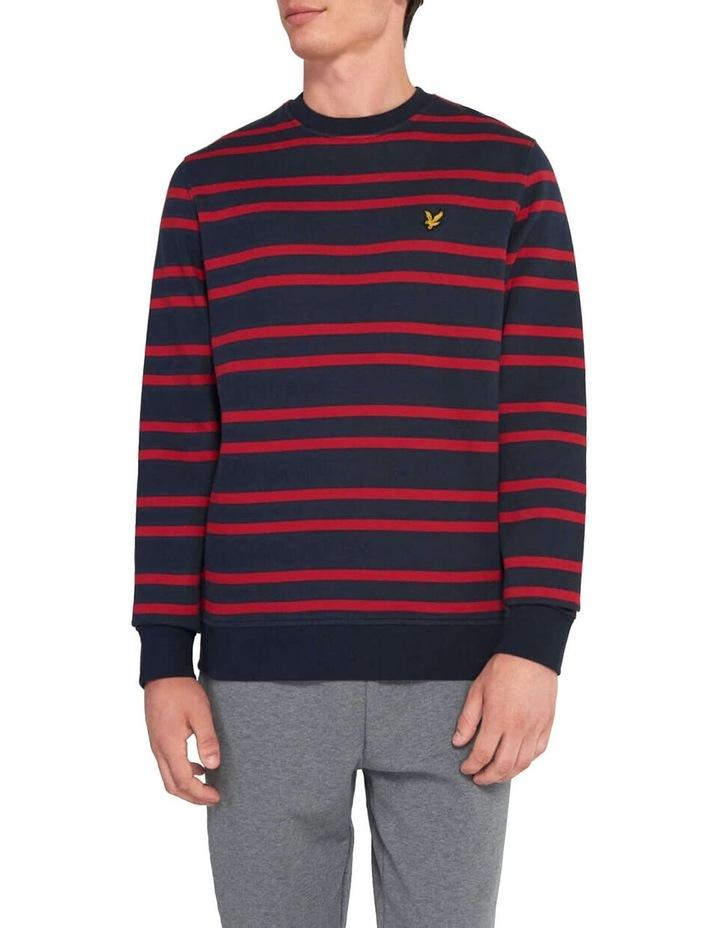 Double Stripe Sweatshirt image 1