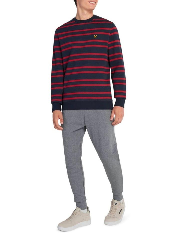 Double Stripe Sweatshirt image 2