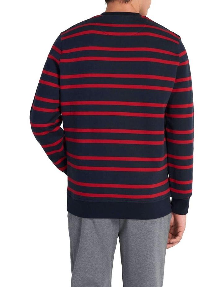 Double Stripe Sweatshirt image 3