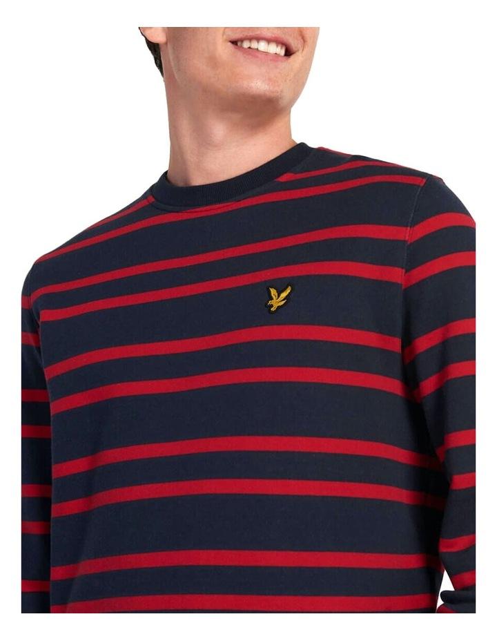 Double Stripe Sweatshirt image 4