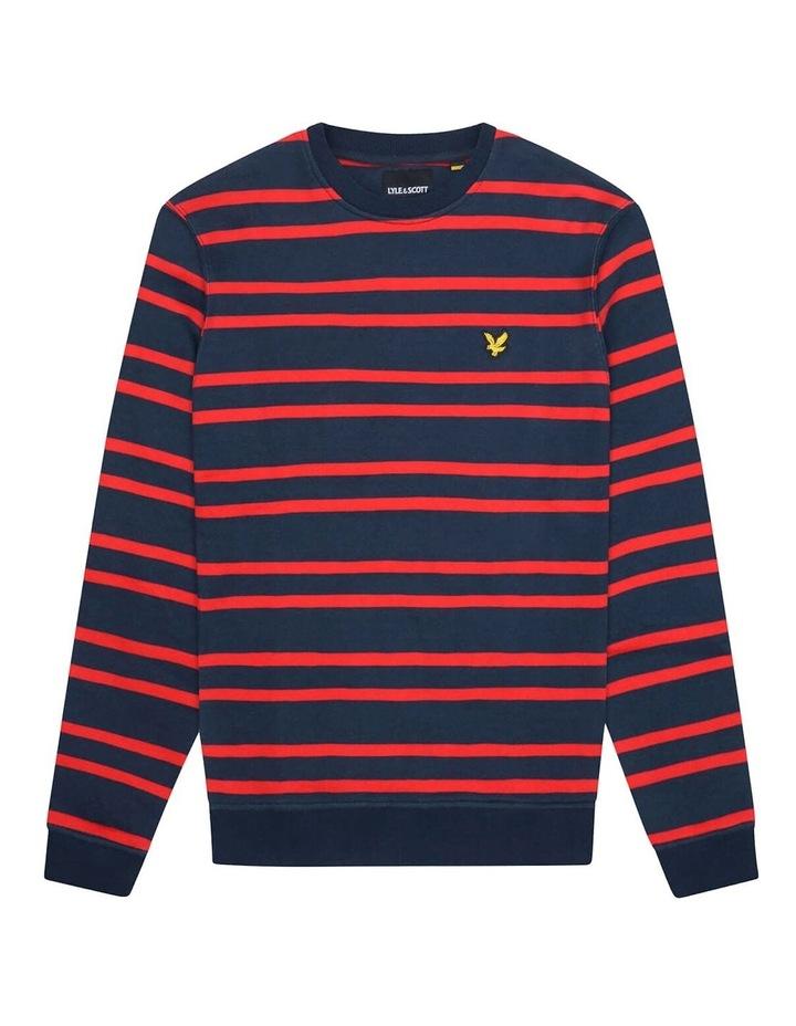 Double Stripe Sweatshirt image 5
