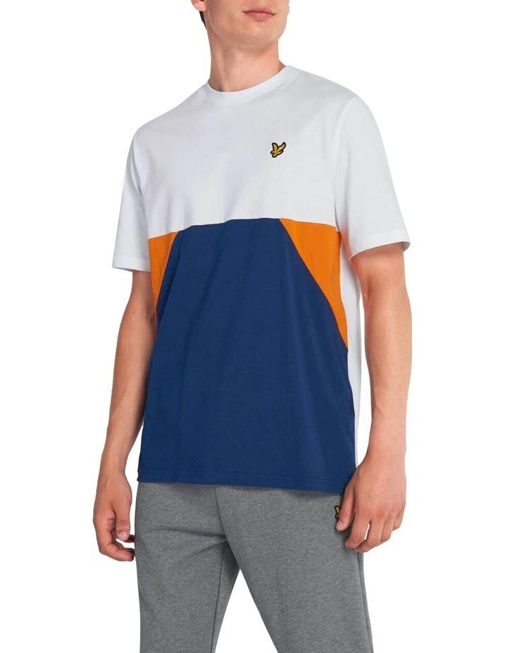 Trio Geo Panel T-Shirt image 1