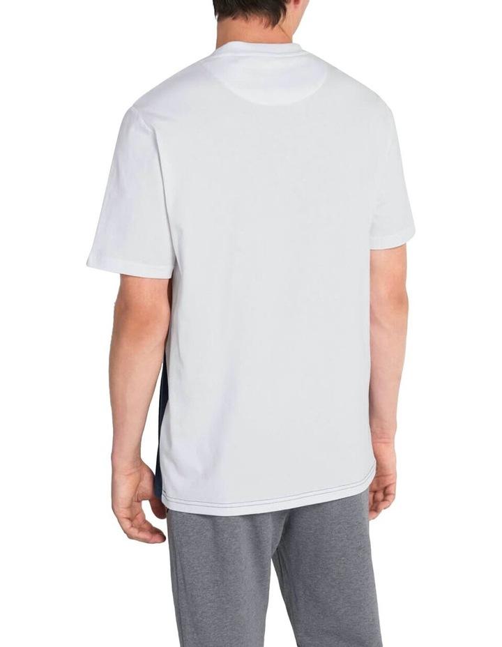 Trio Geo Panel T-Shirt image 3