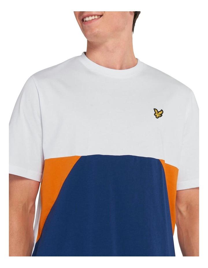 Trio Geo Panel T-Shirt image 4