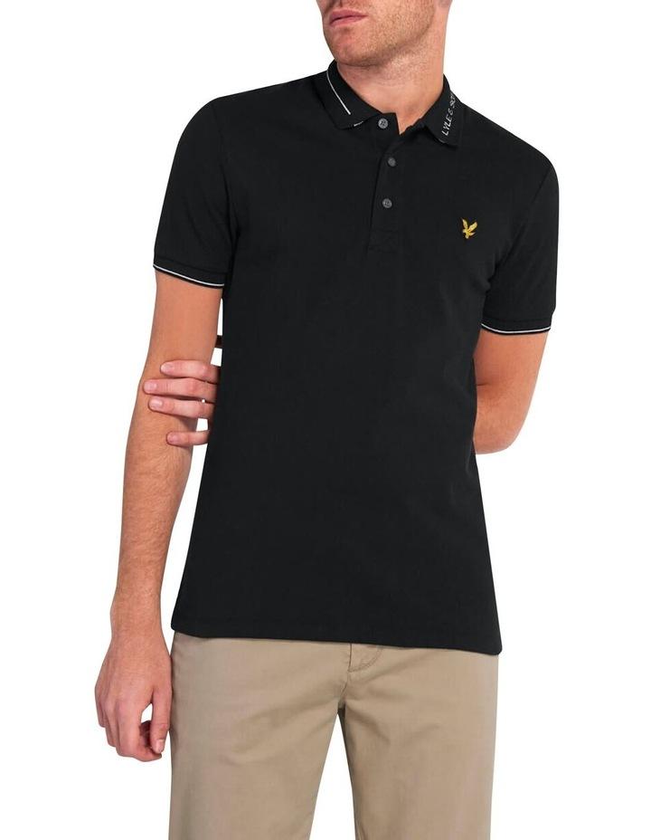 Branded Collar Polo image 1