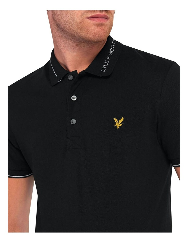 Branded Collar Polo image 4