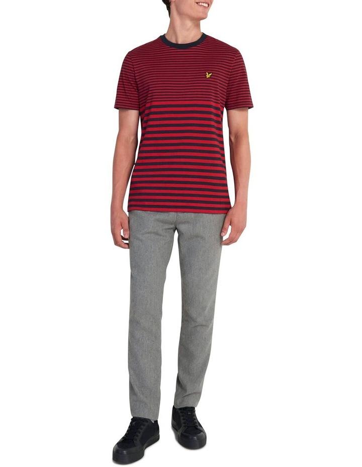 Multi Stripe T-Shirt image 2