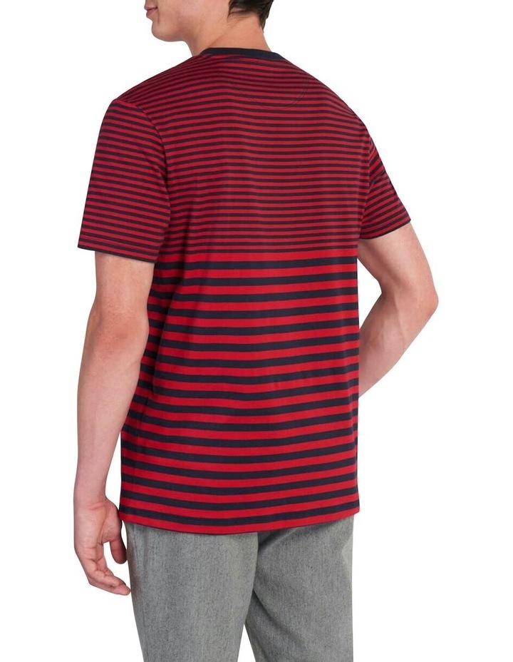 Multi Stripe T-Shirt image 3