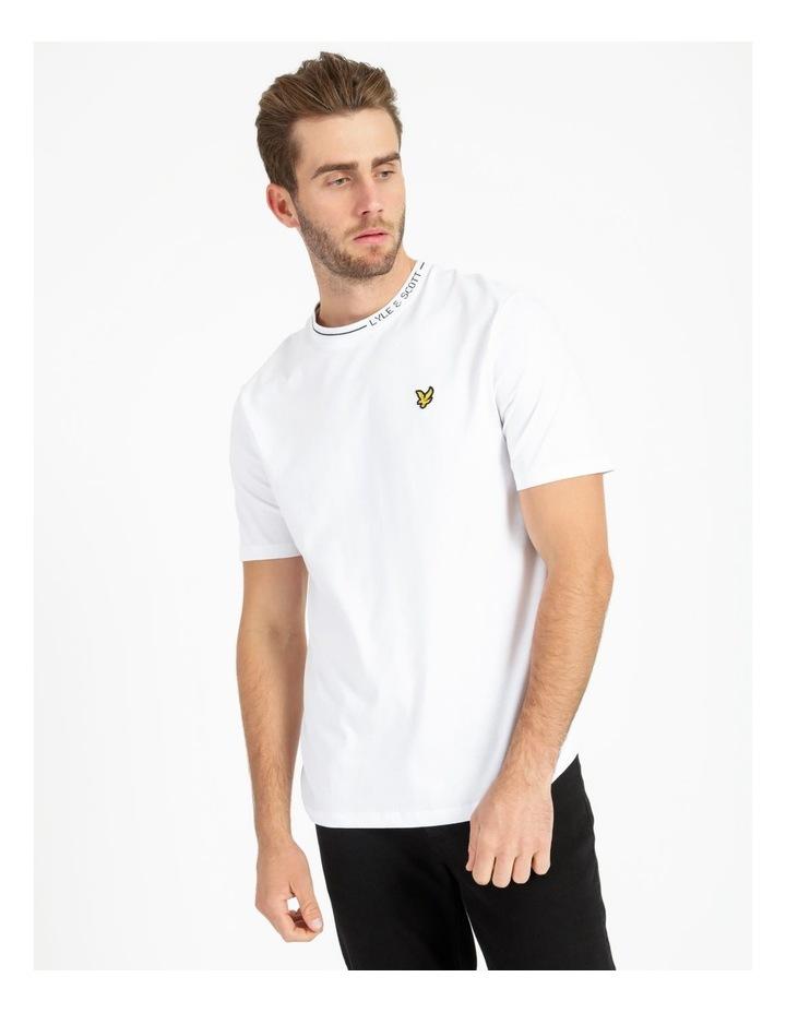 Branded Ringer T-Shirt image 1