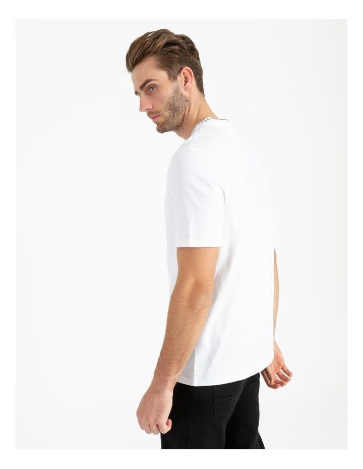 Branded Ringer T-Shirt image 3
