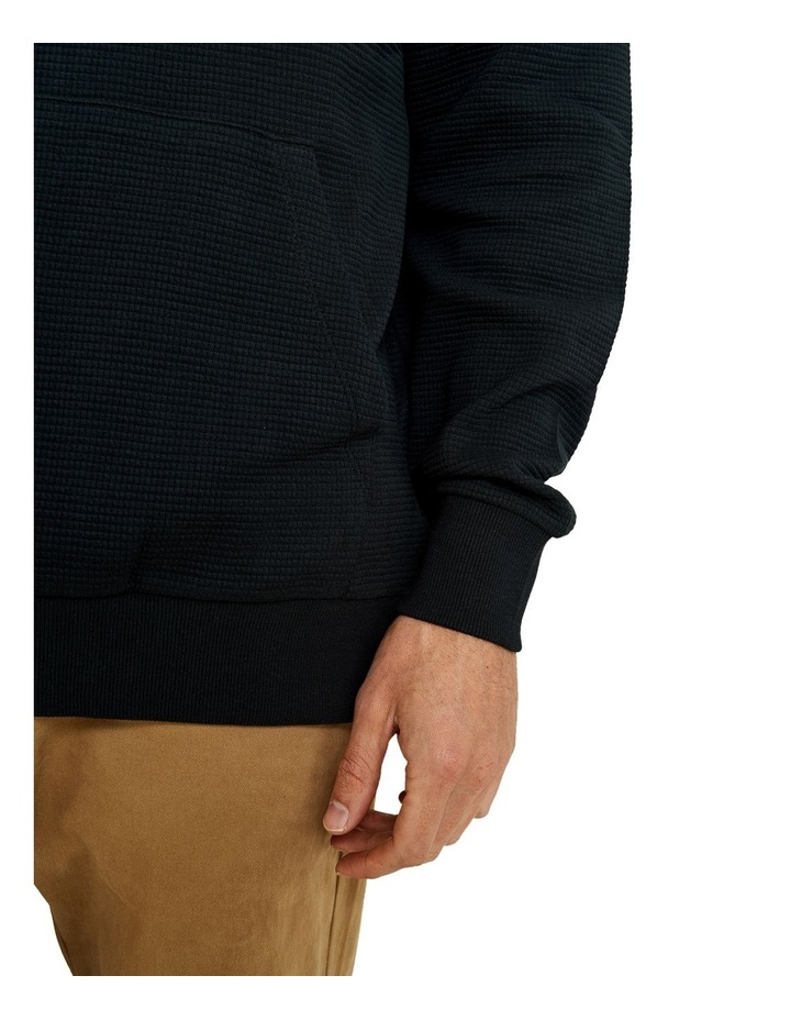 Waffle Long Sleeve Hood image 5
