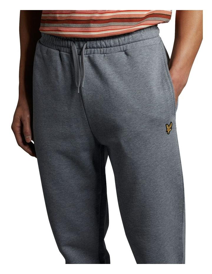 Slim Sweat Pant Grey image 4