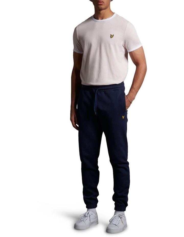Slim Sweat Pant Navy image 1