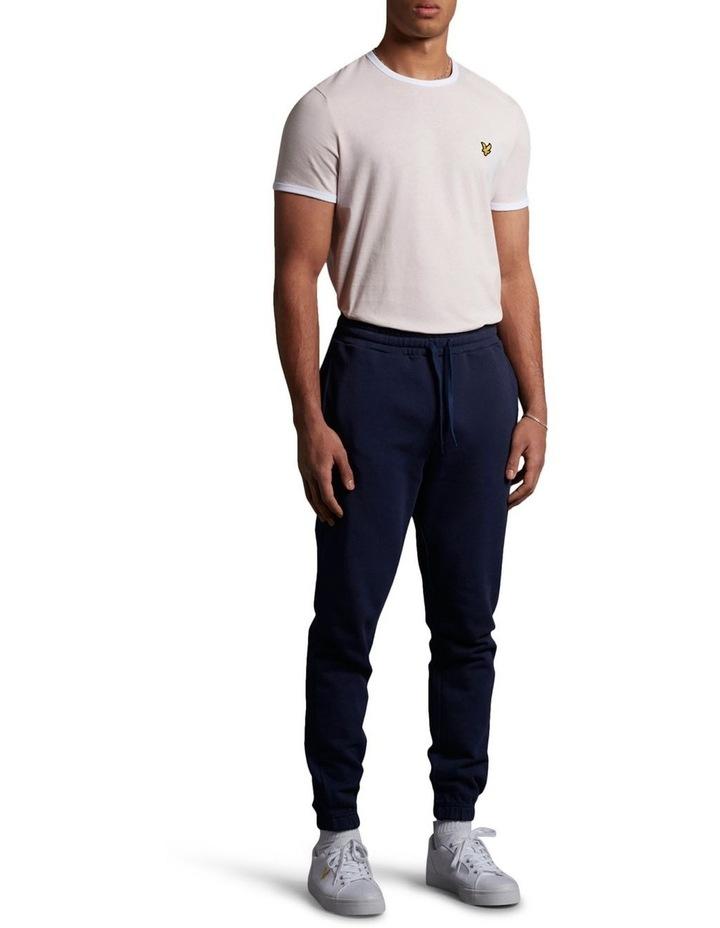 Slim Sweat Pant Navy image 2
