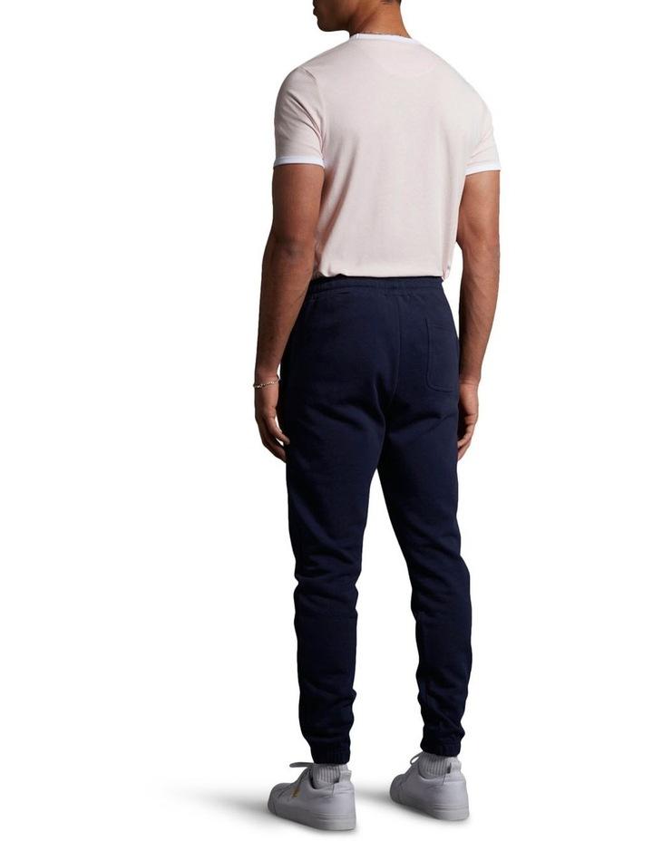 Slim Sweat Pant Navy image 3