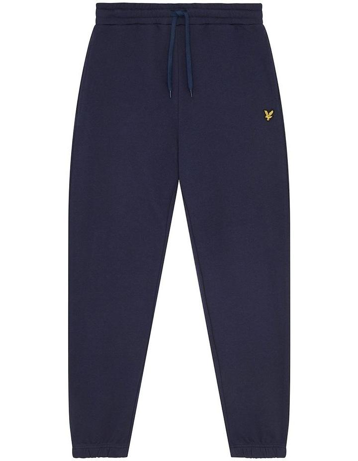 Slim Sweat Pant Navy image 5