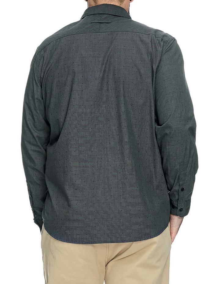 Bradley Long Sleeve Dobby Shirt image 3