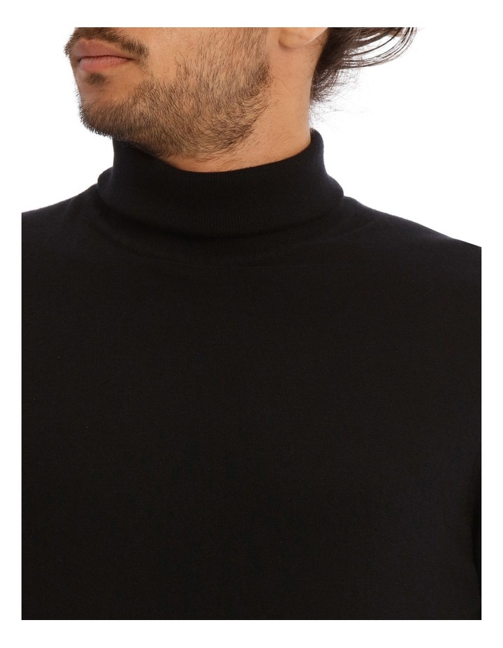 Roll Neck Knit image 4