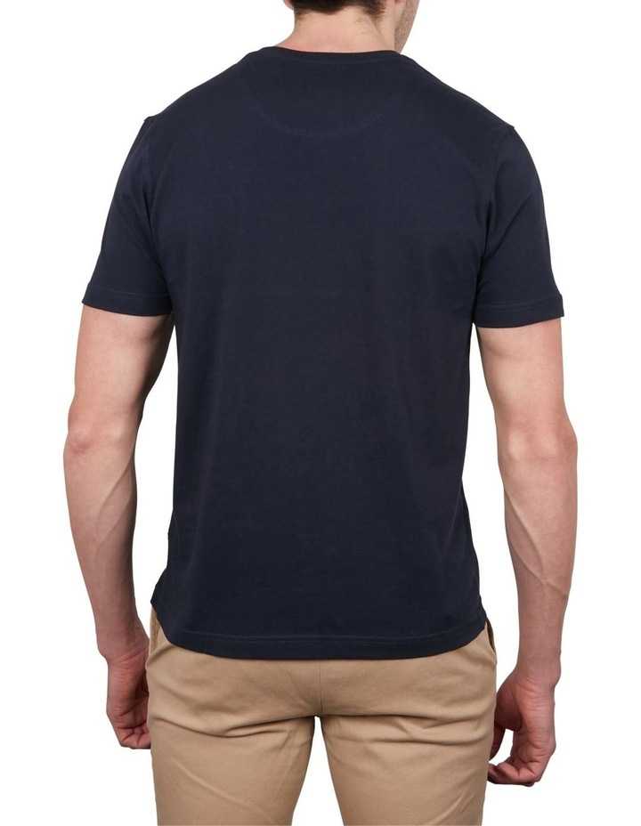 Textured Front Jersey Tee image 2