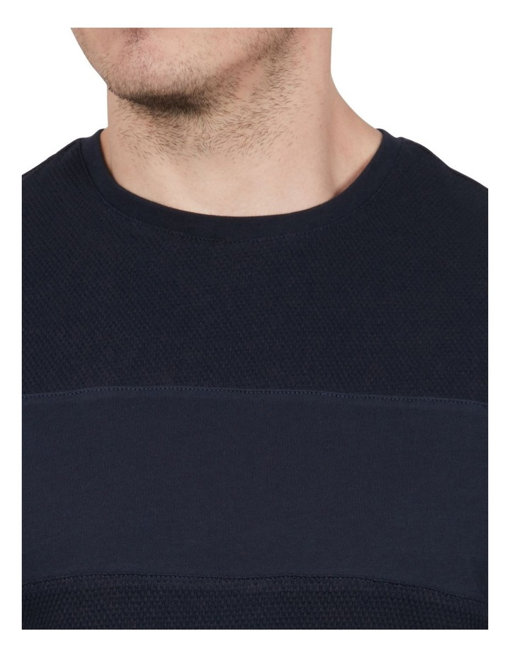 Textured Front Jersey Tee image 3