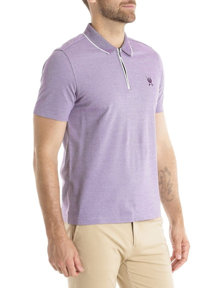 Zip Front Polo image 2