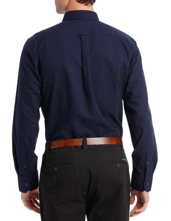 Washed Oxford Long Sleeve Shirt image 3