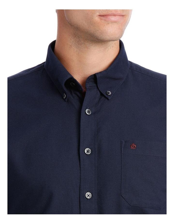 Washed Oxford Long Sleeve Shirt image 4