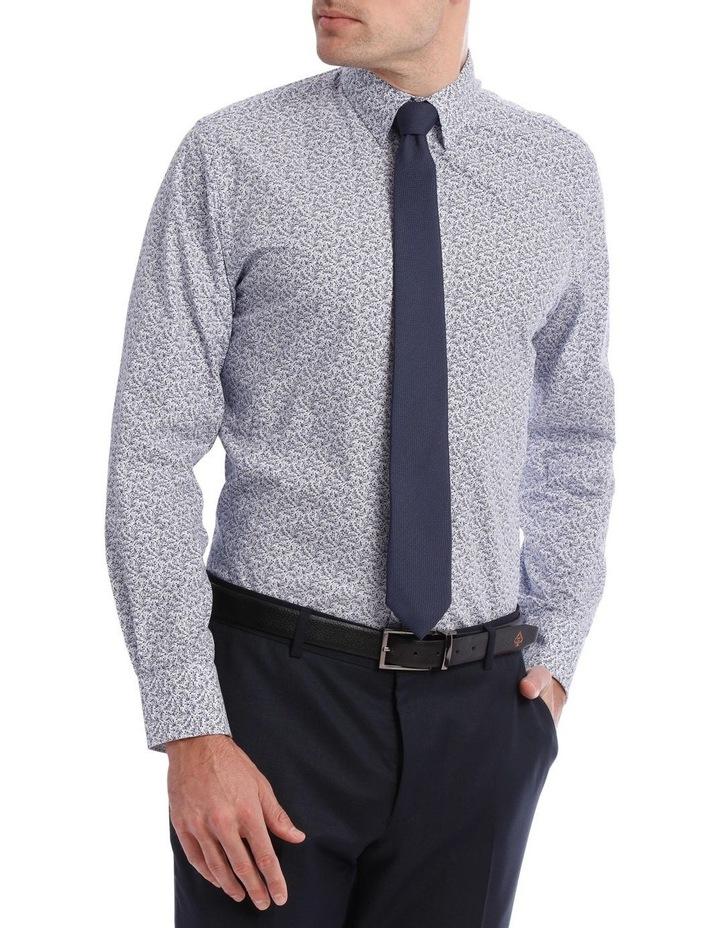 Tendrils Print Long Sleeve Shirt image 1