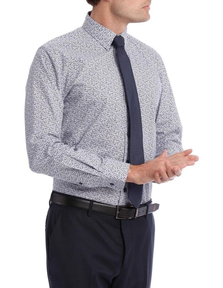 Tendrils Print Long Sleeve Shirt image 2