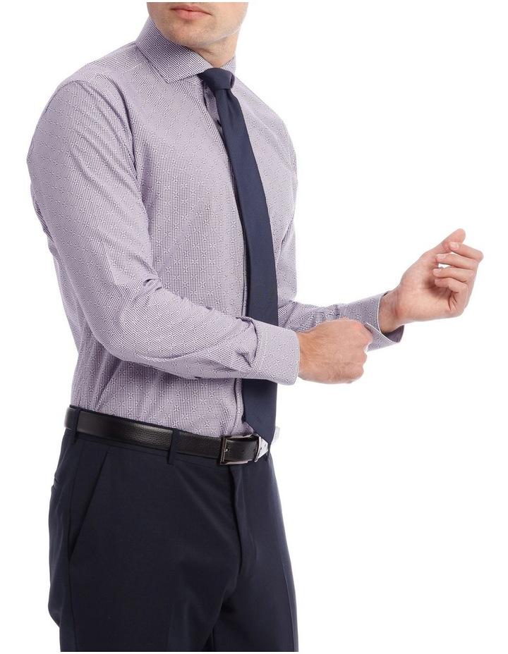 Diamond Geo Dobby Long Sleeve Shirt image 2
