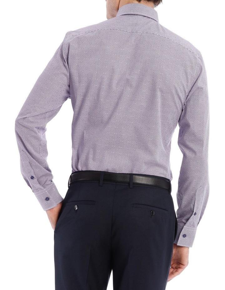 Diamond Geo Dobby Long Sleeve Shirt image 3