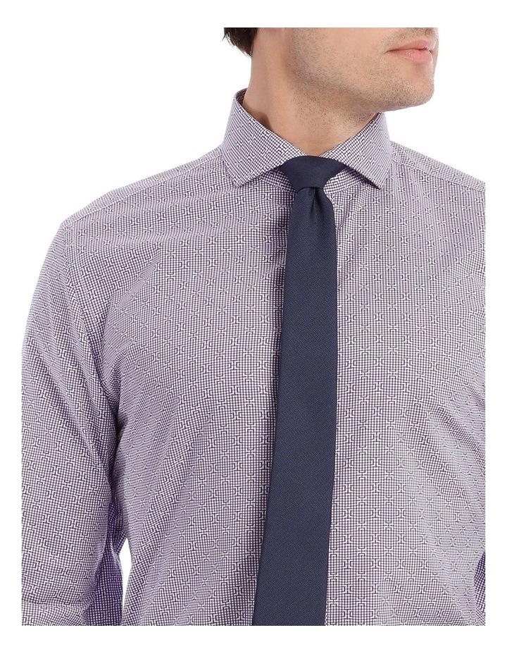 Diamond Geo Dobby Long Sleeve Shirt image 4