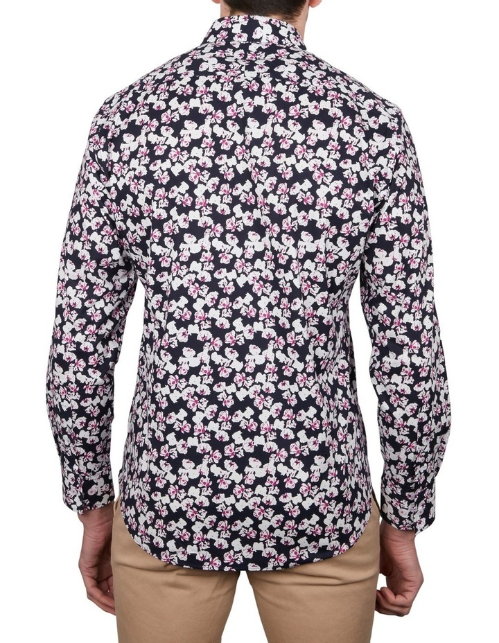Flower Print Long Sleeve Shirt image 2