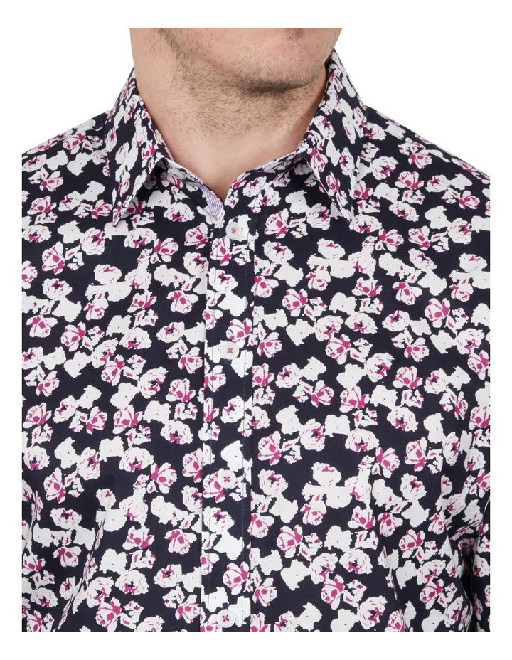 Flower Print Long Sleeve Shirt image 3