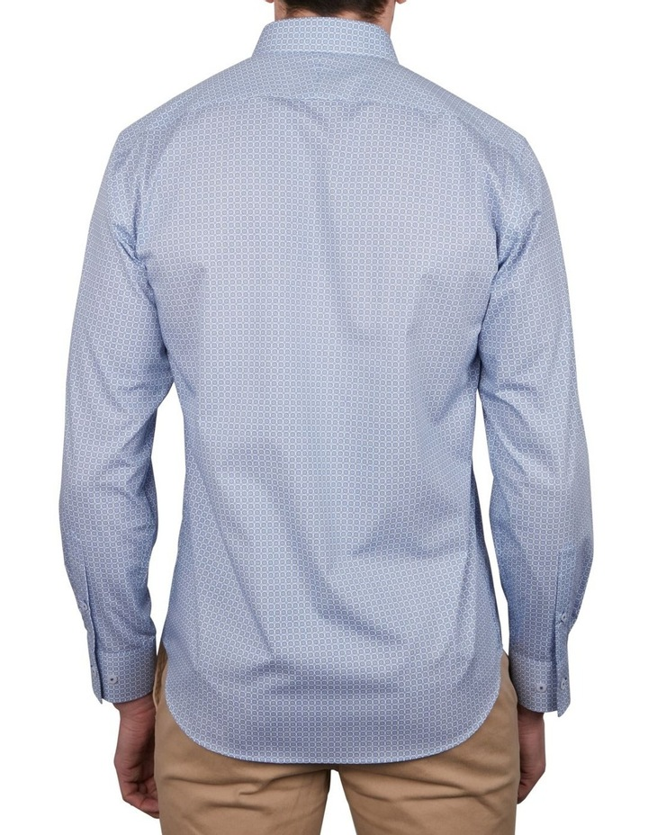 Medallion Print Long Sleeve Shirt image 2