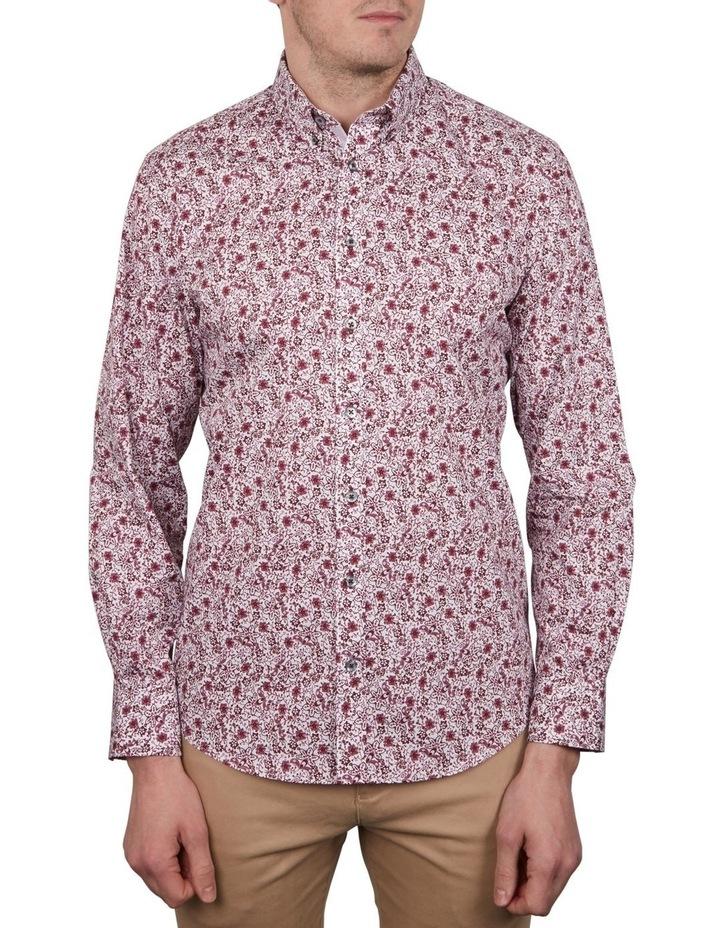 Flower Burst Long Sleeve Shirt image 1