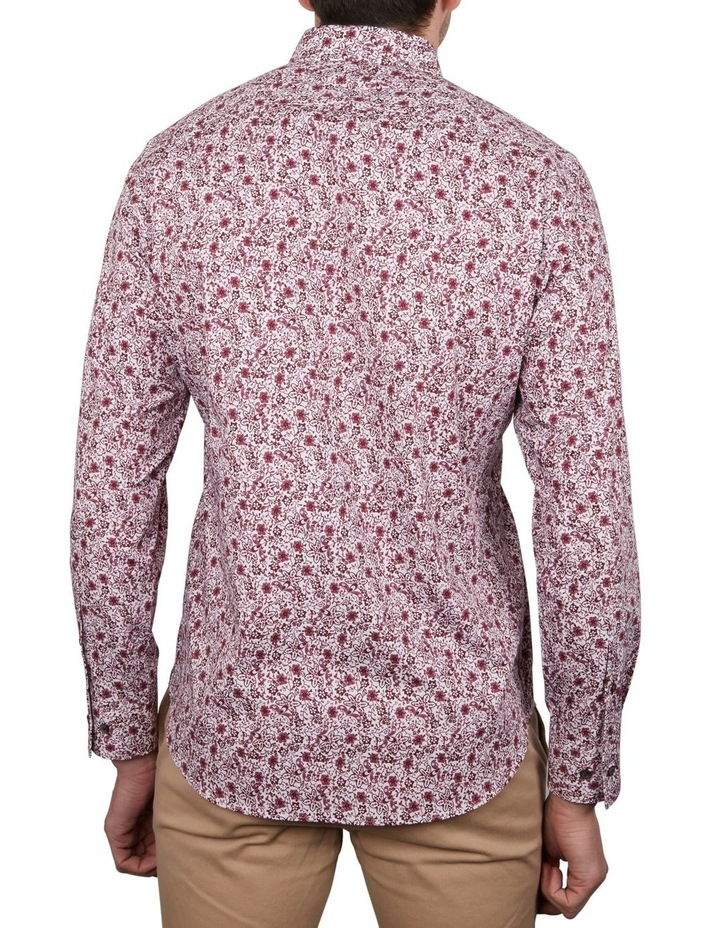 Flower Burst Long Sleeve Shirt image 2