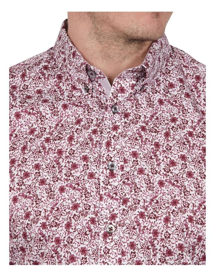 Flower Burst Long Sleeve Shirt image 3